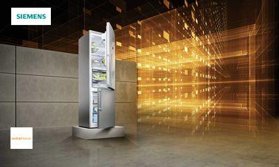 Siemens Kühlschrank Beleuchtung : Kühlgeräte mit hyperfresh der siemens extraklasse